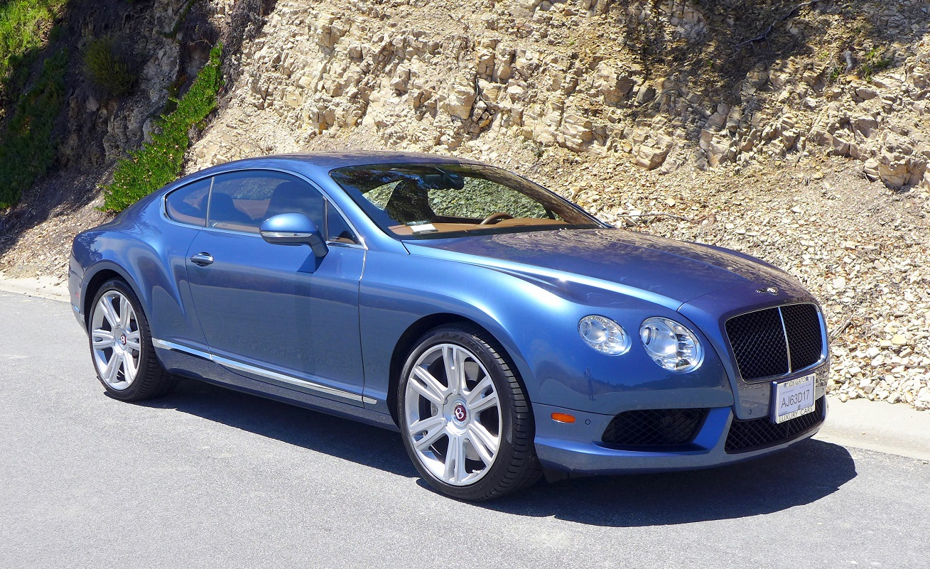 Bentley Continental GT V8 2014