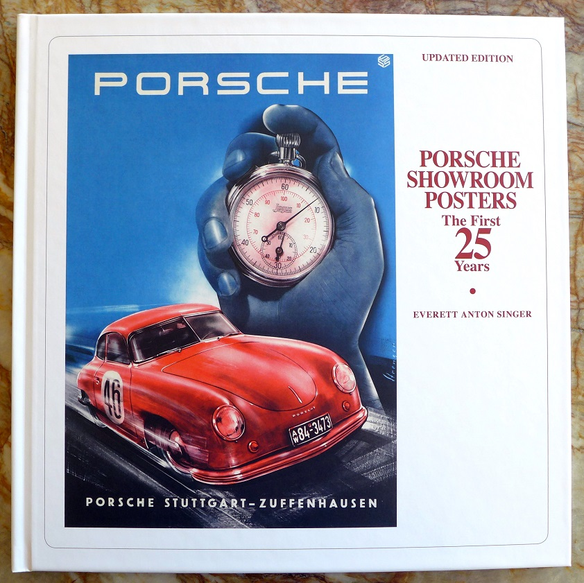 Porsche Showroom Posters book