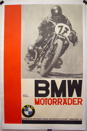 BMW Motorcycle posters - Wanted