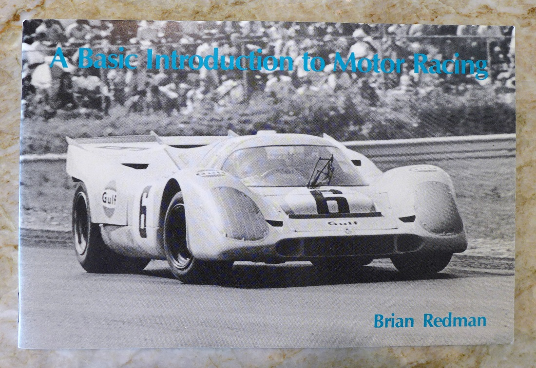 Intro to Motor Racing Brian Redman