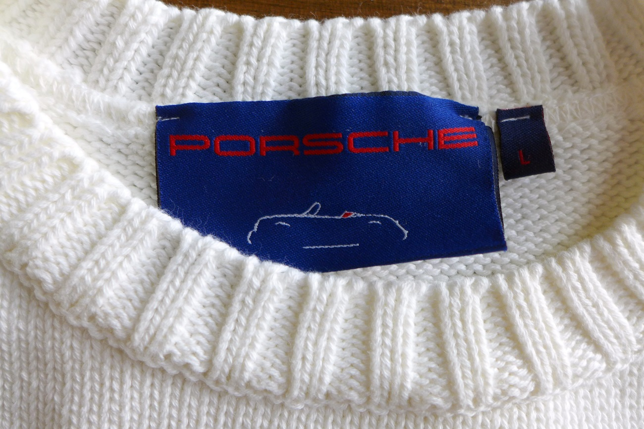 Carrera RS Porsche Factory sweater original vintage