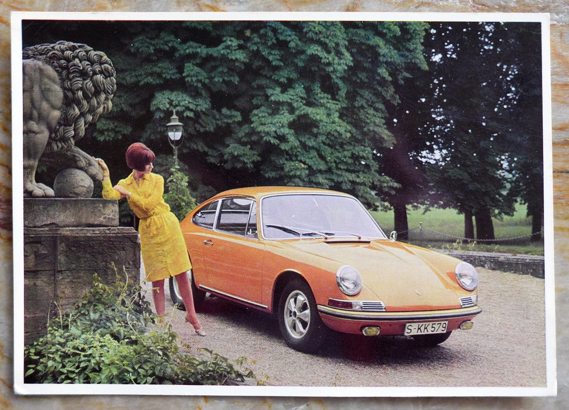 911 S Factory post card