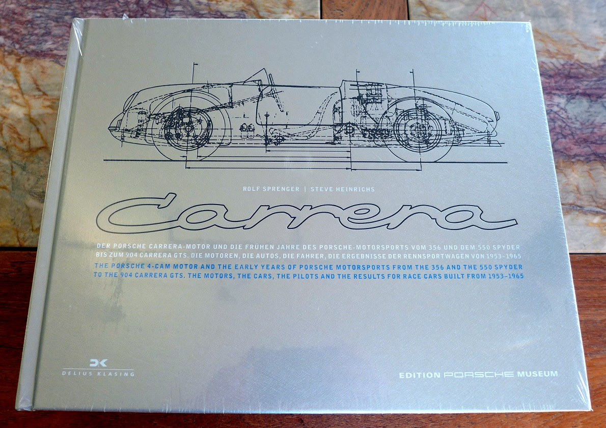 Porsche Carrera book