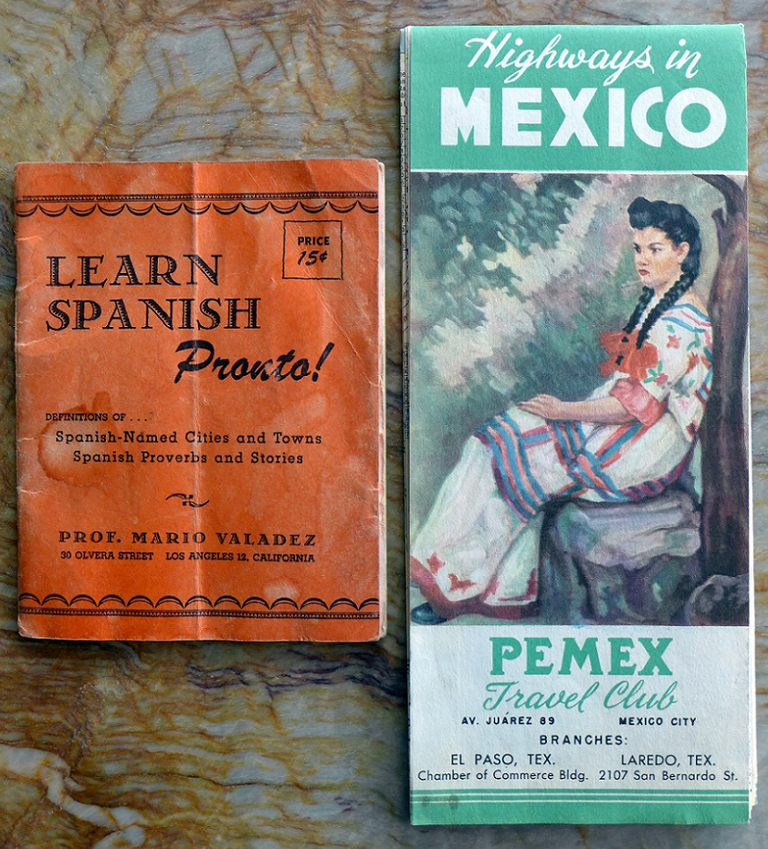 Learn Spanish Pronto! & Highways in Mexico