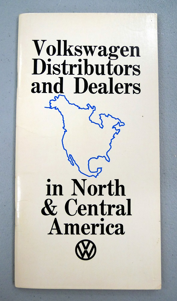 Volkswagen Distributors & Dealers North & Central America