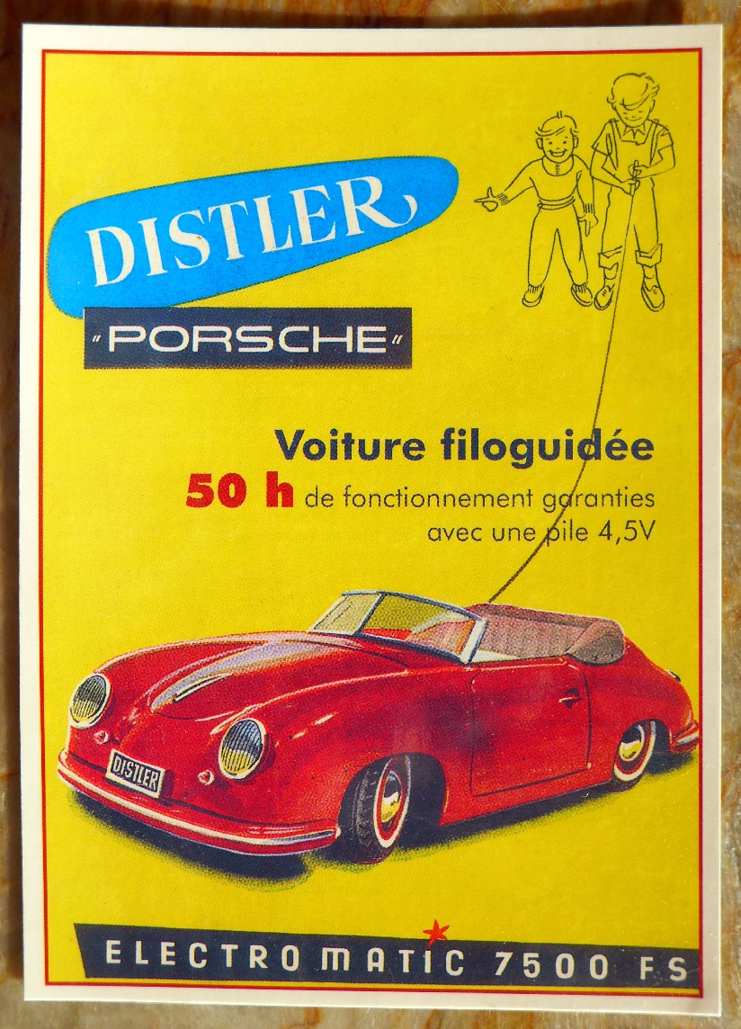 Distler 356 post card