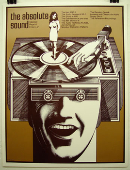 The Absolute Sound Special Reprint Edition 2; art by Gary Viskupic