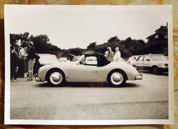 1952 356 America Roadster Werk photo