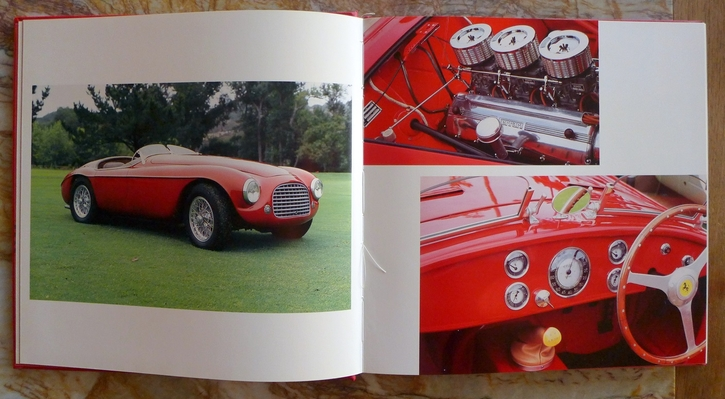 Ferrari Beauty & Detail, photo book