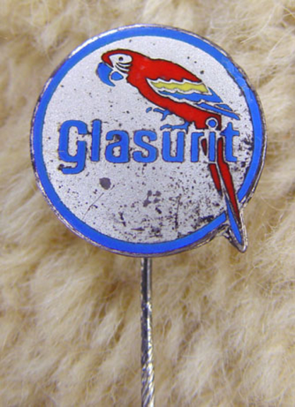 Glasurit original vintage stick pin