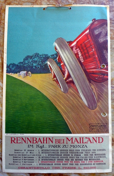 Monza 1923 events