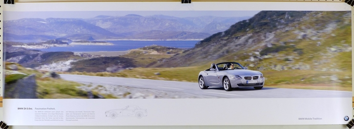 BMW Z4 3.0 si Factory mobile tradition